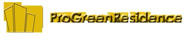 Pro Green Residence Logo
